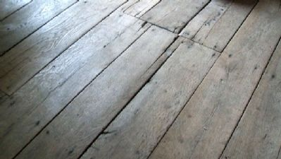 Hollenberg Ranch Pony Express Station Flooring image. Click for full size.