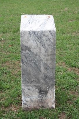 17th U.S. Missouri Infantry Marker image. Click for full size.