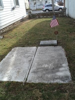 Grave of Pvt. Joseph Campbell image. Click for full size.