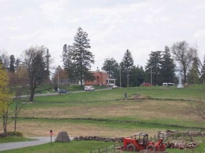 Gatehouse Evergreen Cemetery & Battlefield image. Click for full size.