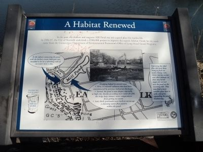 A Habitat Renewed Marker image. Click for full size.