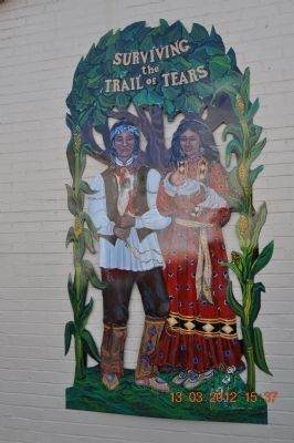 Surviving the Trail of Tears image. Click for full size.