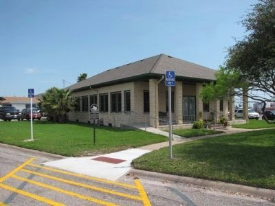 Woman's Club of Aransas County Building image. Click for full size.