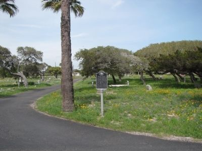 Rockport Cemetery image. Click for full size.
