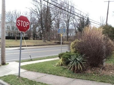 Marker in East Setauket image. Click for full size.