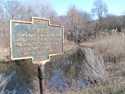 Swego Marker image. Click for full size.