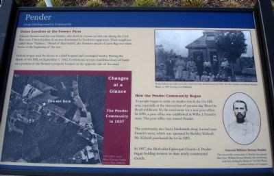 Pender Marker image. Click for full size.