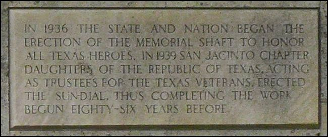 San Jacinto Battleground Park Marker Part 3 image. Click for full size.
