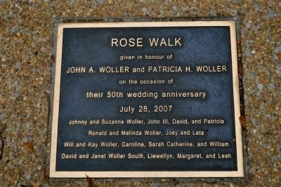 Rose Walk image. Click for full size.