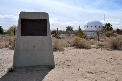 The Integratron Marker image. Click for full size.