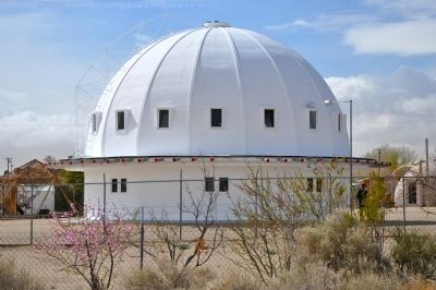 The Integratron image. Click for full size.