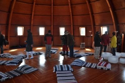 The Integratron (upper room) image. Click for full size.
