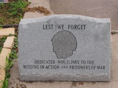 Lest We Forget image. Click for full size.