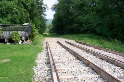 Allegheny Portage Railroad Incline No. 6 image. Click for full size.