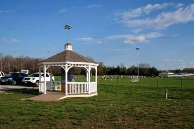 Courtland Park Gazebo image. Click for full size.