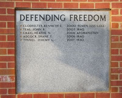 Defending Freedom image. Click for full size.