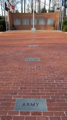 Veterans Brick Pavers image. Click for full size.