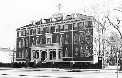 Allen University, Chappelle Administration Building Constructed: 1922-1925 image. Click for full size.