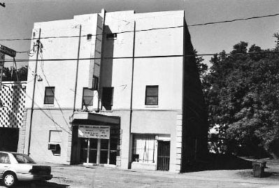 Carver Theatre image. Click for full size.