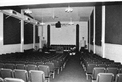 Carver Theatre Interior image. Click for full size.