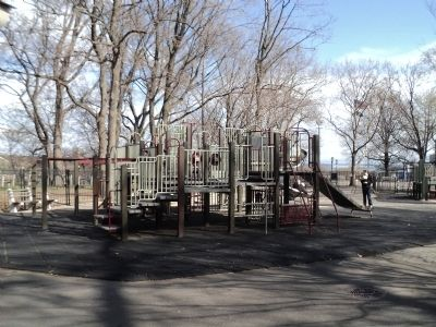 Claremont Playground image. Click for full size.