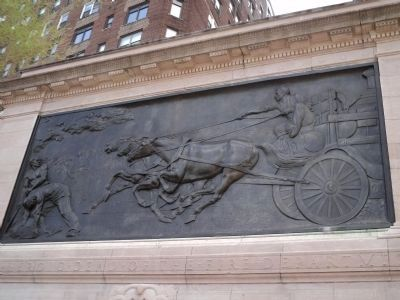 Firemen's Memorial Plaque image. Click for full size.