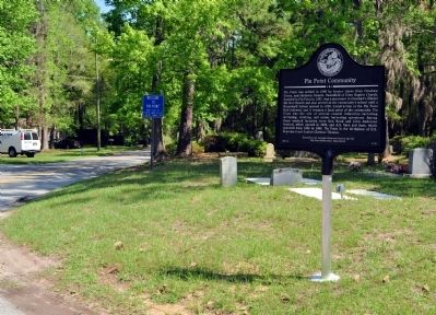 Pin Point Community Marker image. Click for full size.