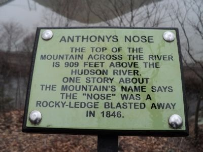 Anthonys Nose Marker image. Click for full size.