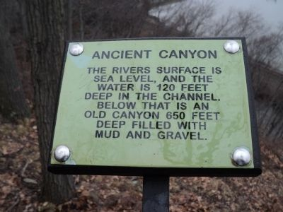 Ancient Canyon Marker image. Click for full size.
