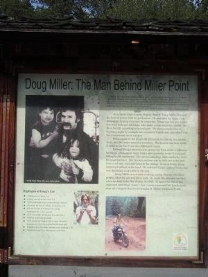 Doug Miller: The Man Behind Miller Point image. Click for full size.