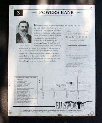 Powers Bank Marker image. Click for full size.