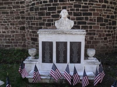 Revolutionary War Soldiers Monument image. Click for full size.