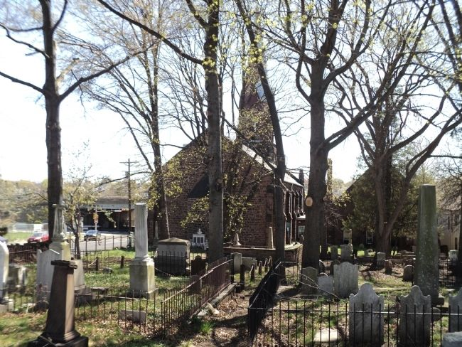 Dutch Reformed Church Cemetery image. Click for full size.