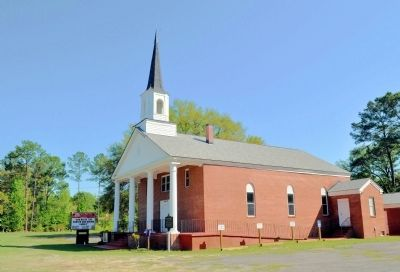 Bryan Neck Missionary Baptist Church image. Click for full size.