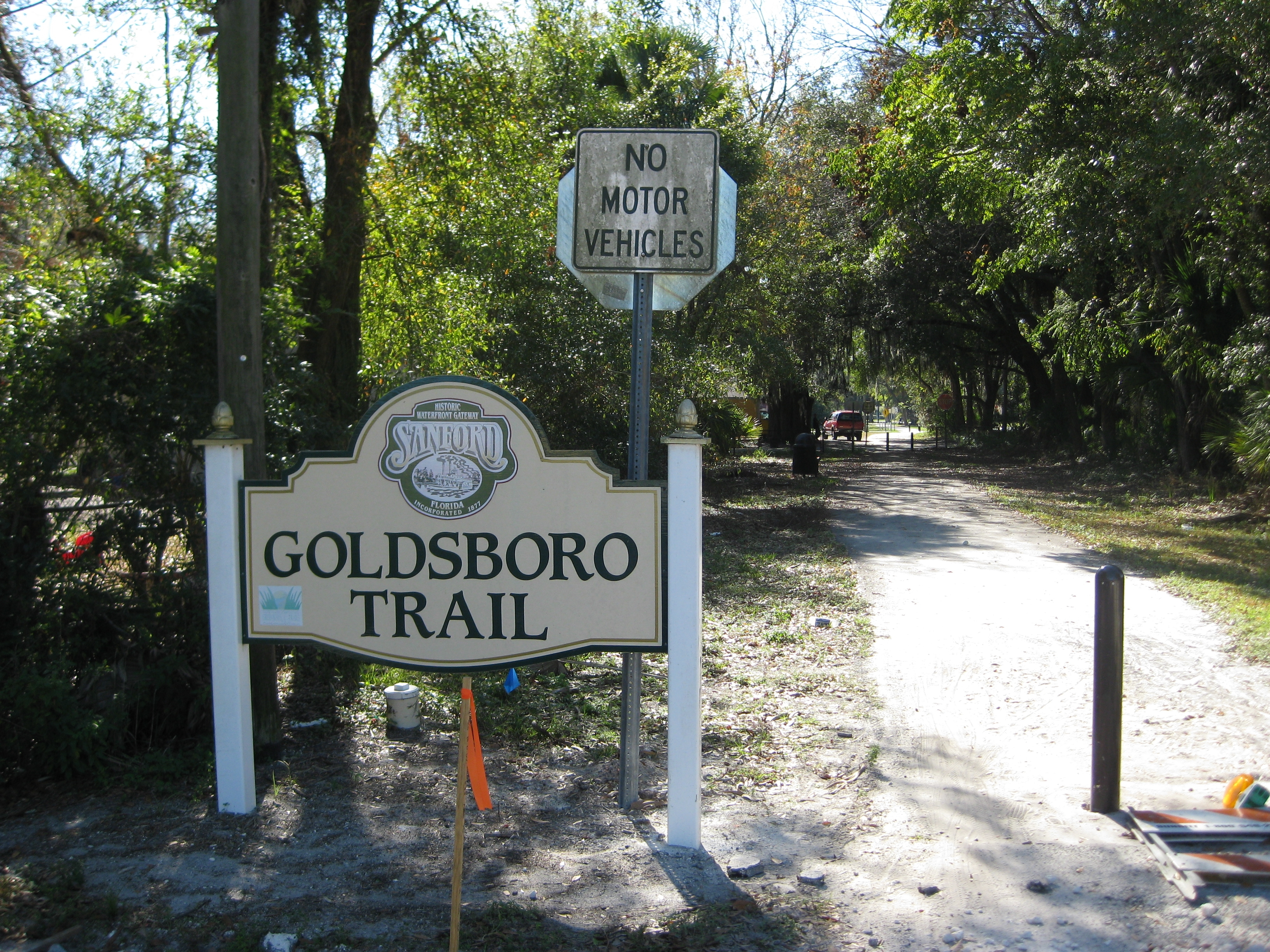 Goldsboro Trail