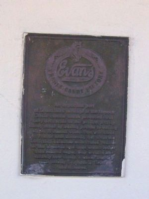 Evans Creole Candy Factory Marker image. Click for full size.
