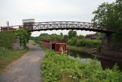 The Erie Canal image. Click for full size.