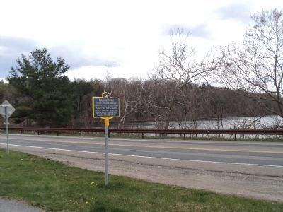 Marker at Lake Mahopac image. Click for full size.