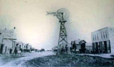 Windmill Photo on Osborne / Solomon Valley Hwy 24 Heritage Alliance Marker image. Click for full size.