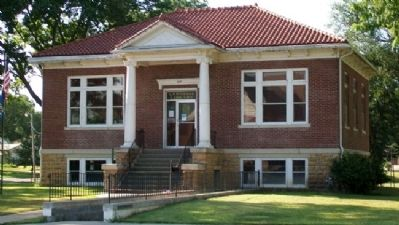 Osborne Carnegie Library image. Click for full size.