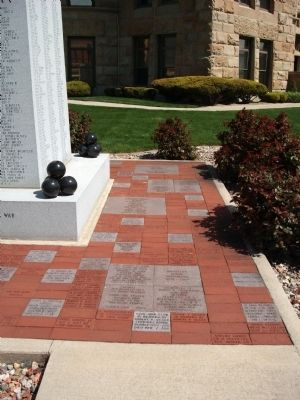 Other - Memorial Bricks image. Click for full size.