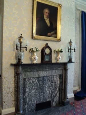 Parlor of James Buchanan's Home image. Click for full size.