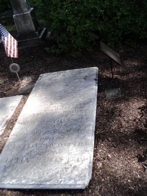 Grave of William Augustus Atlee image. Click for full size.