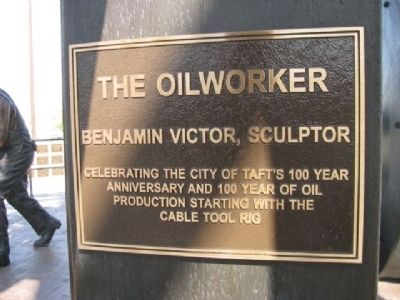 The Oilworker Marker image. Click for full size.