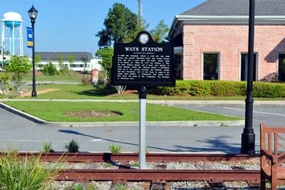 Ways Station Marker image. Click for full size.