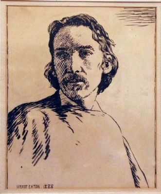 Robert Louis Stevenson image. Click for full size.