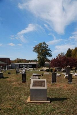 In This Burial Ground Monument<br>First Presbyterian Church Cemetery image. Click for full size.