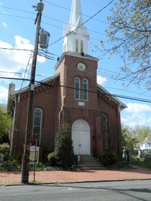 New Castle United Methodist Church image. Click for full size.