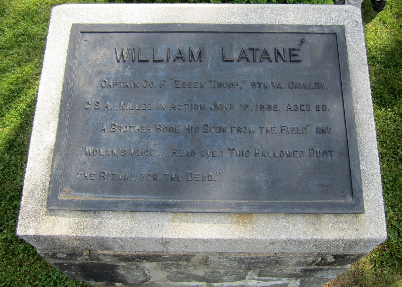 William Latané Marker