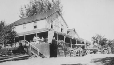 Pope Valley Store image. Click for full size.